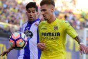 Прогноз на футбол: Депортиво – Вильярреал, Примера, 37 тур (12/05/2018/19:30)