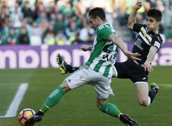 Прогноз на футбол: Леганес – Бетис, Примера, 38 тур (19/05/2018/17:15)