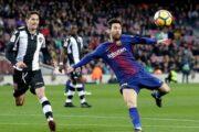 Прогноз на футбол: Леванте – Барселона, Примера, 37 тур (13/05/2018/21:45)