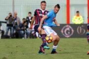 Прогноз на футбол: Наполи – Кротоне, Серия А, 38 тур (20/05/2018/19:00)
