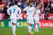 Прогноз на футбол: Севилья – Реал Мадрид, Примера, 34 тур (09/05/2018/22:30)