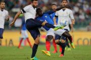 Прогноз на футбол: Франция – Италия, Товарищеский матч (01/06/2018/22:00)