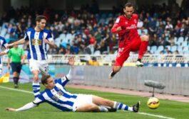 Прогноз на футбол: Севилья – Реал Сосьедад, Примера, 36 тур (04/05/2018/22:00)