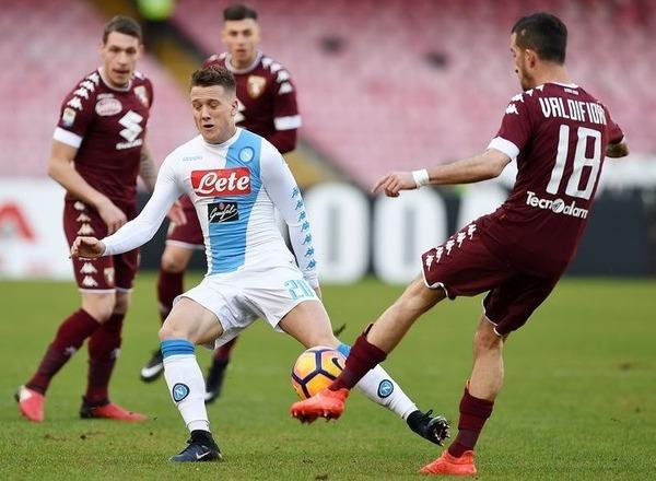 Прогноз на футбол: Наполи – Торино, Серия А, 36 тур (06/05/2018/16:00)