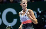Прогноз на теннис: Люси Шафаржова – Каролина Плишкова, Ролан Гаррос, 2-й круг (31/05/2018)