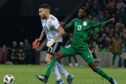 Прогнозы на ЧМ-2018 по футболу: Нигерия – Аргентина, Группа D (26/06/2018/21:00)