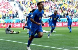 Прогнозы на ЧМ-2018 по футболу: Бразилия – Мексика, 1/8 финала (02/07/2018/17:00)