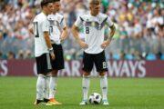 Прогнозы на ЧМ-2018 по футболу: Германия – Швеция, Группа F (23/06/2018/21:00)
