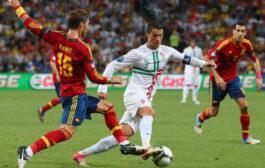 Прогнозы на ЧМ-2018 по футболу: Португалия – Испания, Группа B (15/06/2018/21:00)