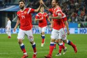 Прогнозы на ЧМ-2018 по футболу: Россия – Саудовская Аравия, Группа А (14/06/2018/18:00)