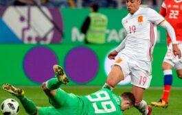 Прогнозы на ЧМ-2018 по футболу: Испания – Россия, 1/8 финала (01/07/2018/17:00)