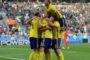 Прогнозы на ЧМ-2018 по футболу: Швеция – Швейцария, 1/8 финала (03/07/2018/17:00)