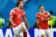 Прогнозы на ЧМ-2018 по футболу: Уругвай – Россия, Группа А (25/06/2018/17:00)