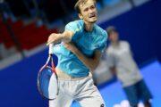 Прогноз на теннис: Даниил Медведев – Юки Бхамбри, Хертогенбос, 1-й круг (11/06/2018/16:30)