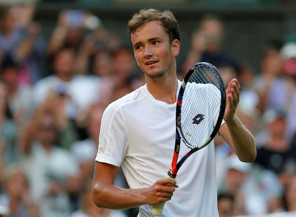 Прогноз на теннис: Даниил Медведев – Фернандо Вердаско, Хертогенбос, 2-й круг (13/06/2018)