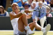 Прогноз на теннис: Гарбинье Мугуруса - Виктория Азаренко, Сан-Хосе, 2-й круг (01/08/2018)