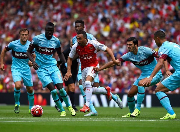 Арсенал лондон вест хэм юнайтед статистика