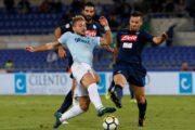 Прогноз на футбол: Лацио – Наполи, Италия, Серия А, 1 тур (18/08/2018/21:30)