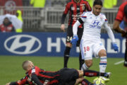 Прогноз на футбол: Лион – Ницца, Франция, Лига 1, 4 тур (31/08/2018/21:45)