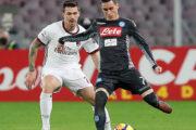 Прогноз на футбол: Наполи – Милан, Италия, Серия А, 2 тур (25/08/2018/21:30)