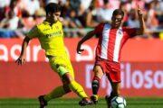 Прогноз на футбол: Вильярреал – Жирона, Испания, Примера, 3 тур (31/08/2018/23:00)