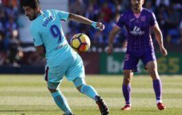 Прогноз на футбол: Леганес – Барселона, Испания, Примера, 6 тур (26/09/2018/21:00)