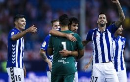 Прогноз на футбол: Райо Вальекано – Алавес, Испания, Примера, 5 тур (22/09/2018/14:00)