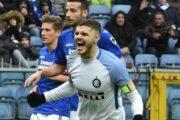 Прогноз на футбол: Сампдория – Интер, Италия, Серия А, 5 тур (22/09/2018/21:30)
