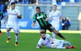 Прогноз на футбол: Сассуоло – Эмполи, Италия, Серия А, 5 тур (21/09/2018/21:30)