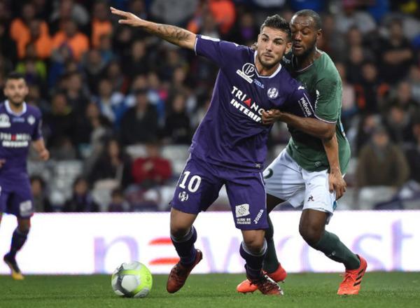 Прогноз на футбол: Тулуза – Сент-Этьен, Франция, Лига 1, 7 тур (25/09/2018/22:00)