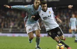 Прогноз на футбол: Валенсия – Сельта, Испания, Примера, 6 тур (26/09/2018/23:00)