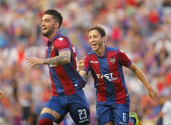 Прогноз на футбол: Вальядолид – Леванте, Испания, Примера, 6 тур (27/09/2018/21:00)