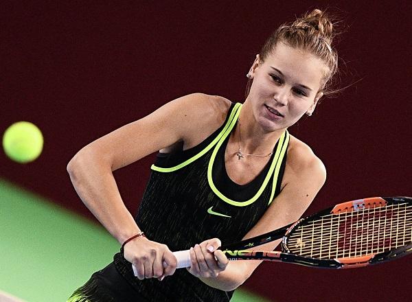 Прогноз на теннис: Вероника Кудерметова – Полин Пармантье, Квебек, 1-й круг (10/08/2018)
