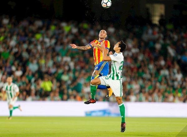 Прогноз на футбол: Валенсия – Бетис, Испания, Примера, 4 тур (15/09/2018/19:30)