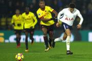 Прогноз на футбол: Уотфорд – Тоттенхэм, Англия, АПЛ, 4 тур (02/09/2018/18:00)