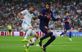 Прогноз на футбол: Барселона – Реал Мадрид, Испания, Примера, 10 тур (28/10/2018/18:15)