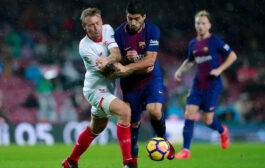 Прогноз на футбол: Барселона – Севилья, Испания, Примера, 9 тур (20/10/2018/21:45)