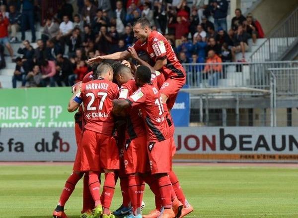 Прогноз на футбол: Дижон – Ним, Франция, Лига 1,12 тур (03/11/2018/22:00)