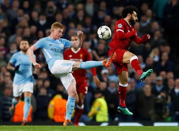 Прогноз на футбол: Ливерпуль – Манчестер Сити, Англия, АПЛ, 8 тур (07/10/2018/18:30)