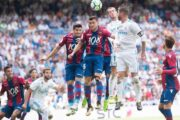 Прогноз на футбол: Реал Мадрид – Леванте, Испания, Примера, 9 тур (20/10/2018/14:00)