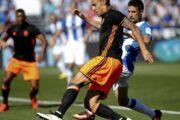 Прогноз на футбол: Валенсия – Леганес, Испания, Примера, 9 тур (20/10/2018/17:15)