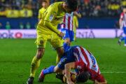 Прогноз на футбол: Вильярреал – Атлетико, Испания, Примера, 9 тур (20/10/2018/19:30)