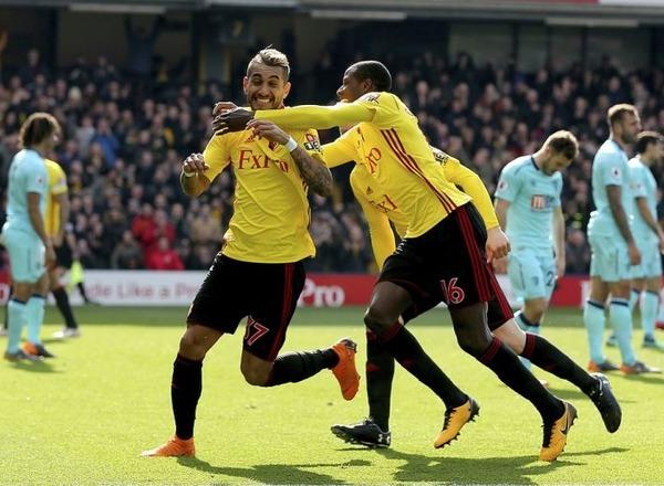 Прогноз на футбол: Уотфорд – Борнмут, Англия, АПЛ, 8 тур (06/10/2018/17:00)