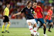 Прогноз на футбол: Хорватия – Испания, Лига наций (15/11/2018/22:45)
