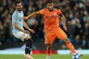Прогноз на футбол: Лион – Манчестер Сити, Лига Чемпионов, 5 тур (27/11/2018/23:00)