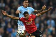 Прогноз на футбол: Манчестер Сити – Манчестер Юнайтед, Англия, АПЛ, 12 тур (11/11/2018/19:30)
