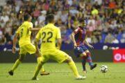 Прогноз на футбол: Вильярреал – Леванте, Испания, Примера, 11 тур (04/11/2018/18:15)