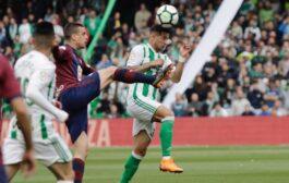 Прогноз на футбол: Бетис – Эйбар, Испания, Примера, 17 тур (22/12/2018/15:00)
