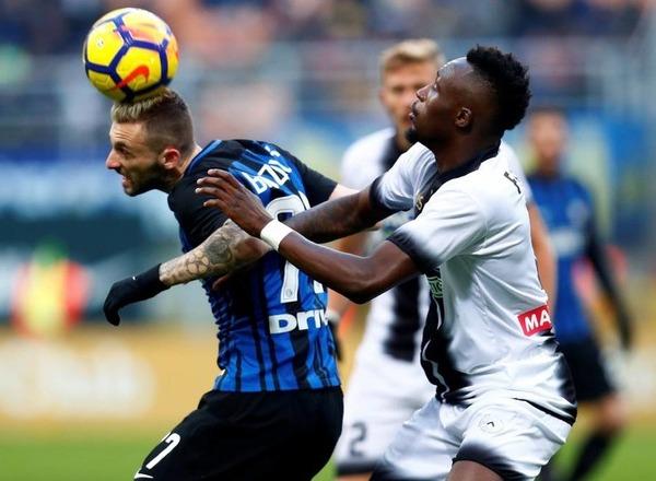 Прогноз на футбол: Интер – Удинезе, Италия, Серия А, 16 тур (15/12/2018/20:00)