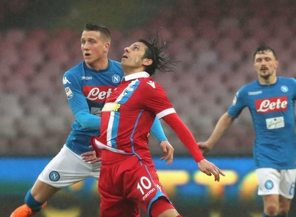 Прогноз на футбол: Наполи – СПАЛ, Италия, Серия А, 17 тур (22/12/2018/17:00)